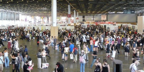 Japan expo 14 me impact for Salon de villepinte