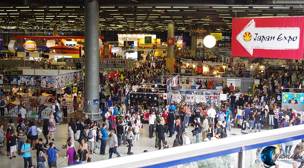 JAPAN EXPO 2015 Japan-expo