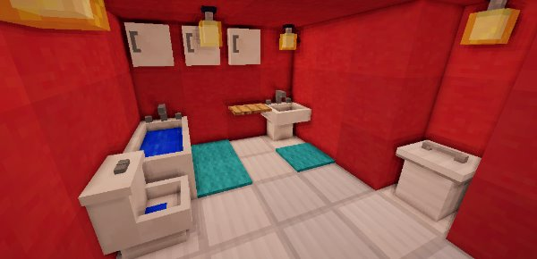 MrCrayfish\'s Furniture Mod | MOD [1.8] -