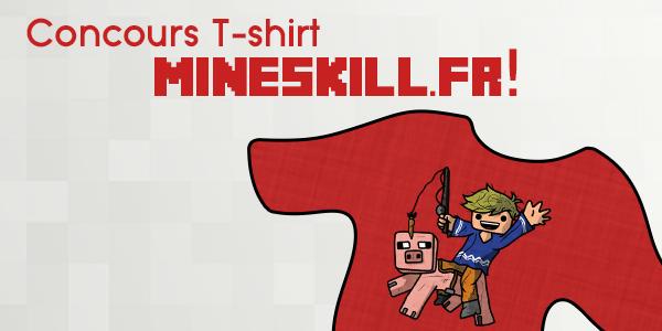 concours tshirt