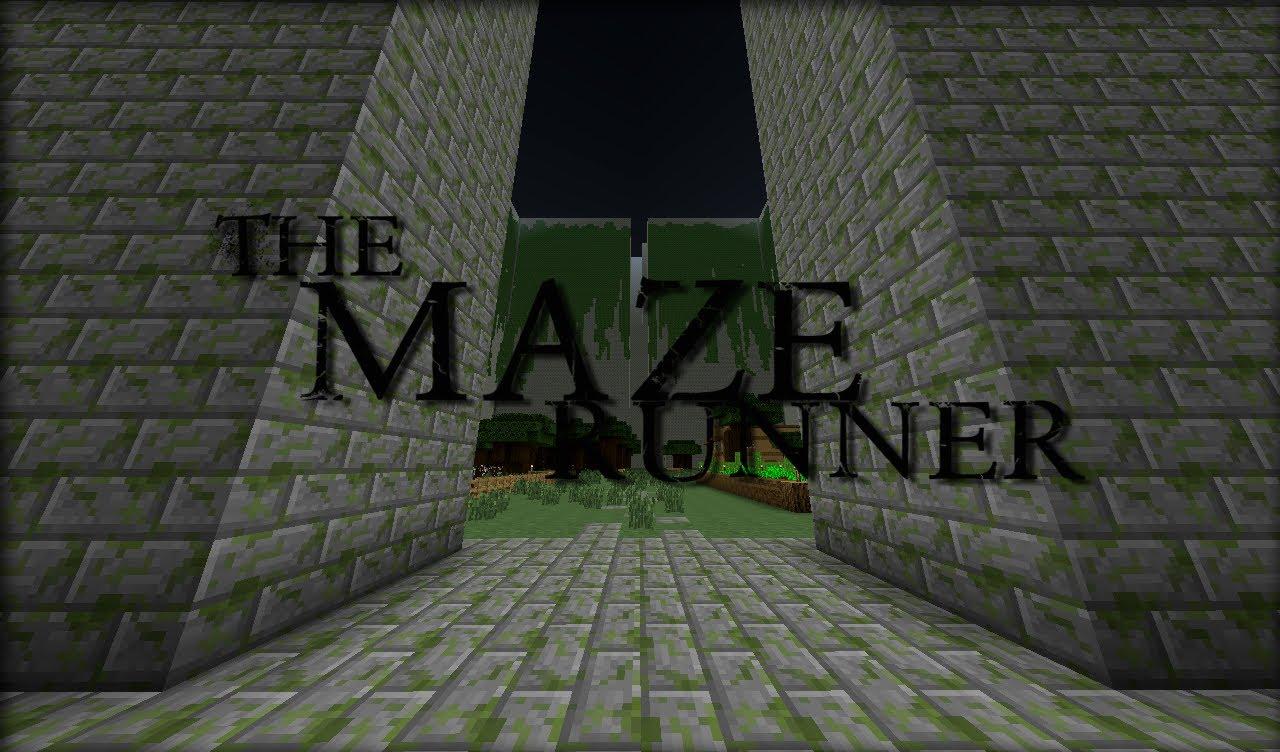 The Maze Runner | Map [1.12]