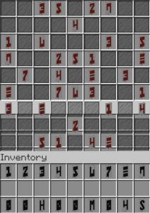 Partie de Sudoku