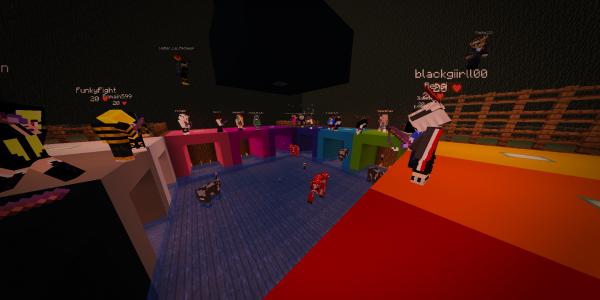 Screenshot des événements Pêche de vaches
